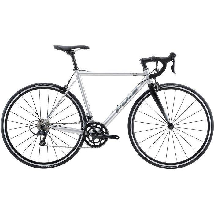 FUJI NAOMI 2x9段変速 ロードバイク(BRUSHED ALUMINUM/42) 20NAOMSV42