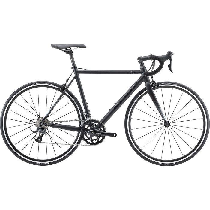 FUJI NAOMI 2x9段変速 ロードバイク(MATTE BLACK/42) 20NAOMBK42