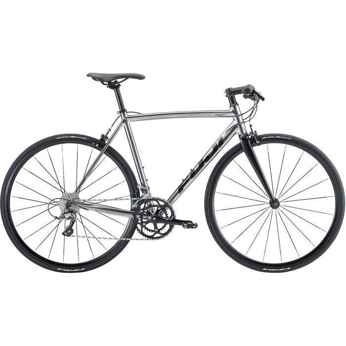 FUJI MADCAP 2x8段変速 クロスバイク(SILVER MIRROR/54) 20MDCPSV54【納期目安:12/下旬入荷予定】