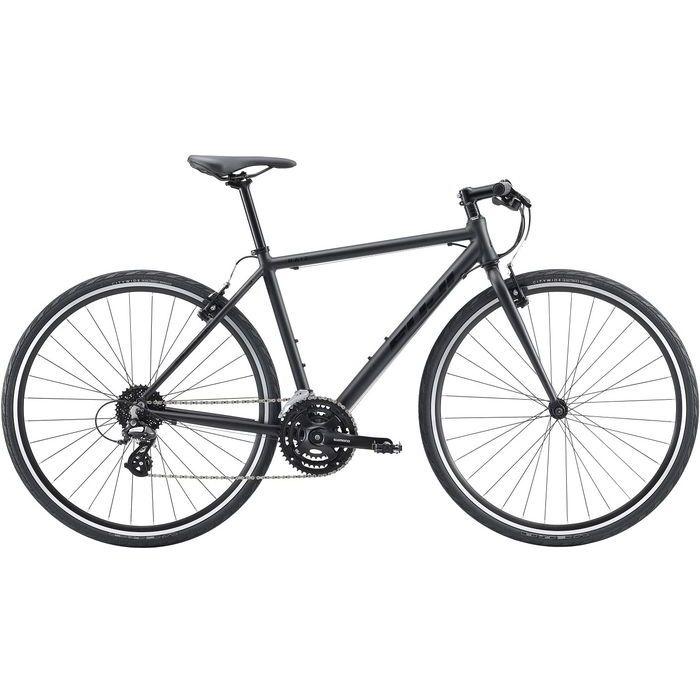FUJI RAIZ 3x8段変速 クロスバイク(MATTE BLACK/21) 20RAIZBK21