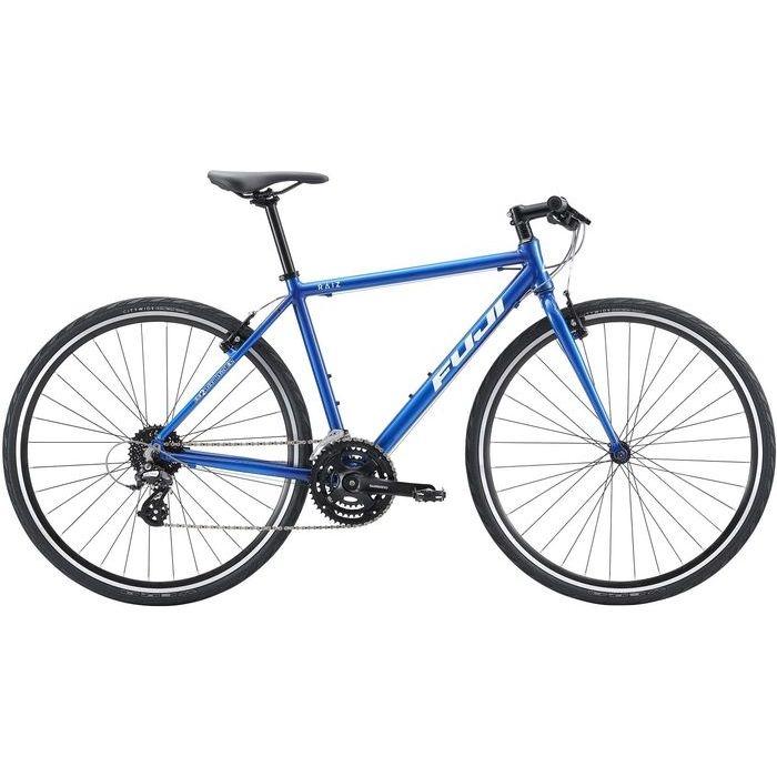 FUJI RAIZ 3x8段変速 クロスバイク(FINE BLUE/17) 20RAIZBL17
