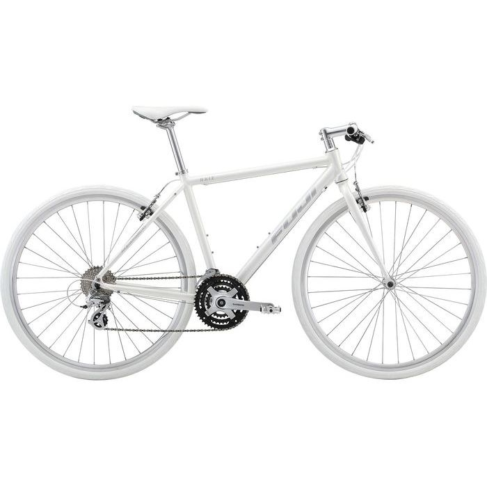 FUJI RAIZ 3x8段変速 クロスバイク(AURORA WHITE/15) 20RAIZWH15