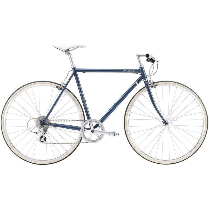 FUJI BALLAD 8段変速 クロスバイク(NAVY/52) 20BALDNV52