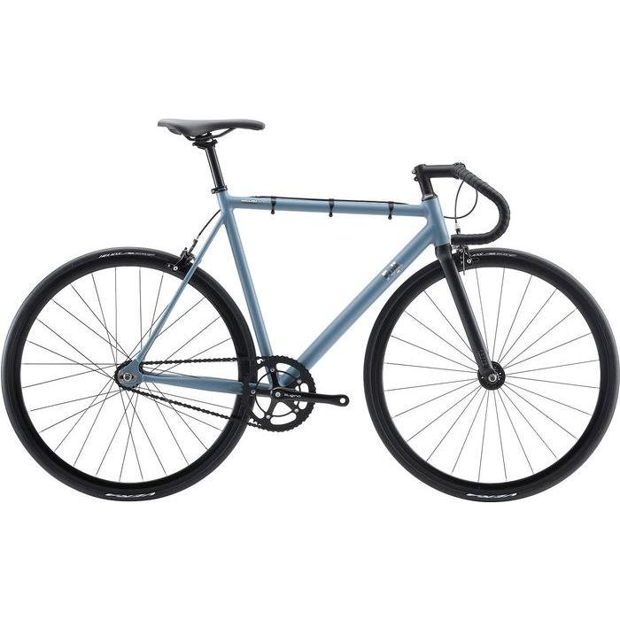 FUJI TRACK ARCV シングルスピード ロードバイク(MATTE GRAY BLUE/52) 20TRKABL52
