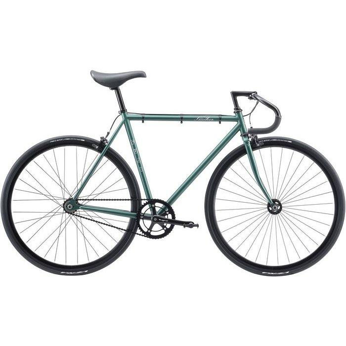 FUJI FEATHER シングルスピード ピストバイク(MATTE GREEN/52) 20FETRGR52【納期目安:12/下旬入荷予定】