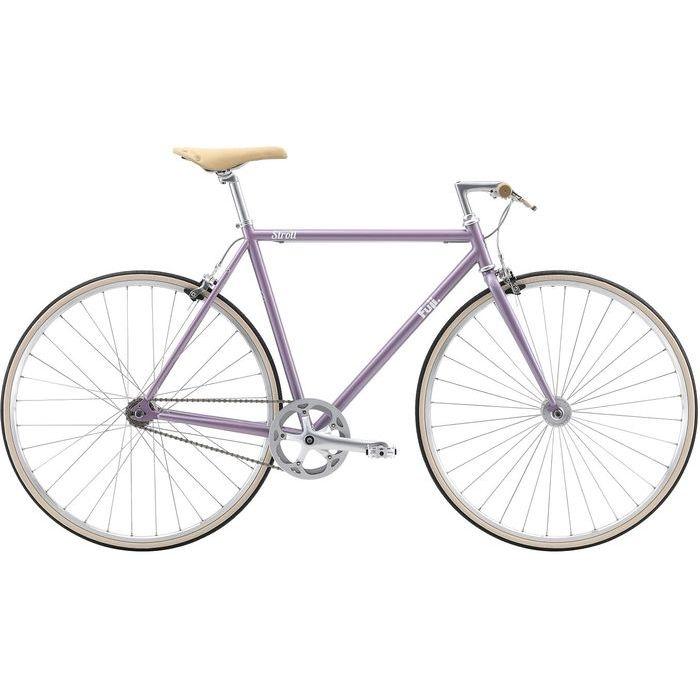 FUJI STROLL シングルスピード クロスバイク(LAVENDER/49) 20STRLPR49【納期目安:12/下旬入荷予定】