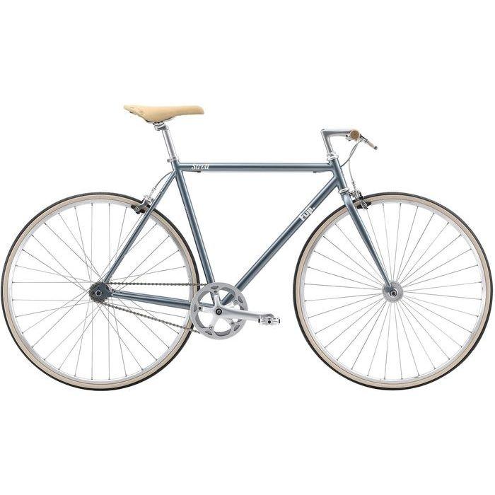 FUJI STROLL シングルスピード クロスバイク(COOL GRAY/52) 20STRLGY52【納期目安:12/下旬入荷予定】