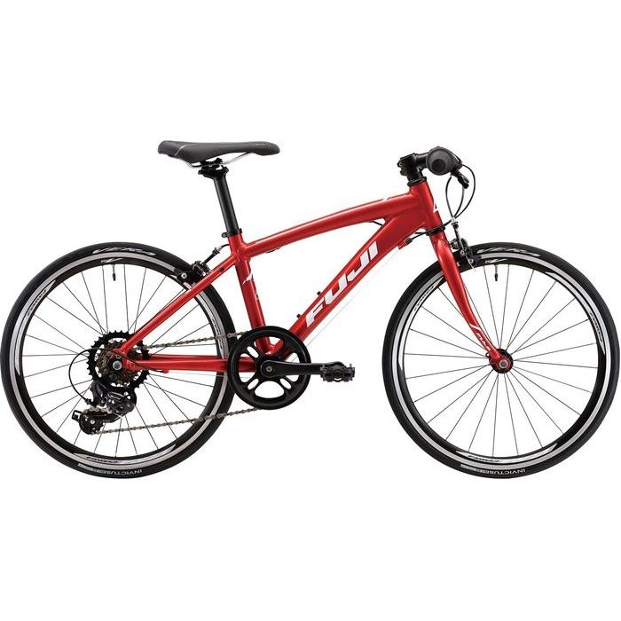 FUJI ACE 20 7段変速 子供用自転車(BRILLIANT RED) 20AC20RD20