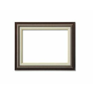 その他 【油額】油絵額・キャンバス額・木製油絵額・茶色油絵額 ■M10号(530×333mm)ブラウン ds-2213753