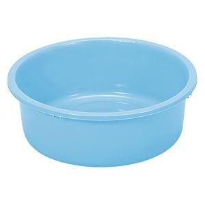 その他 (まとめ) プラスチック製 タライ/洗い桶 【56型】 内容量:37L 〔洗濯 ペットのシャンプー 野菜の洗浄〕 【×20個セット】 ds-2247573