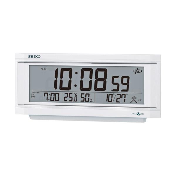 エターナル セイコー スペースリンク デジタル置時計 E22-120-01