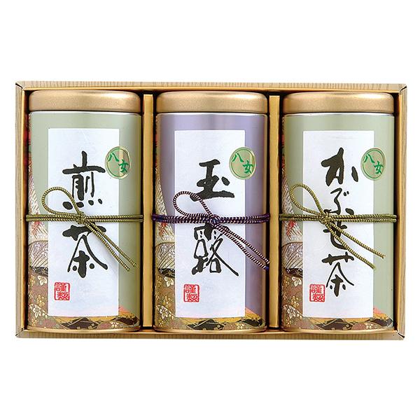 ドリーム 八女茶詰合せ(包装・のし可) W22-132-07