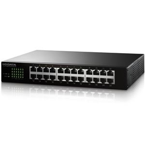 その他 Gigabit対応24ポートスイッチングハブ ds-2249320