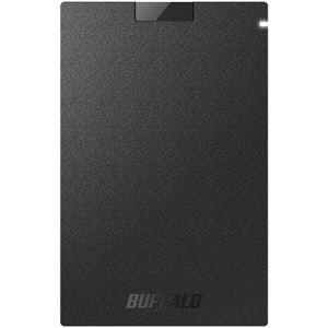 その他 USB3.1(Gen1) ポータブルSSD 480GB ブラック ds-2249233