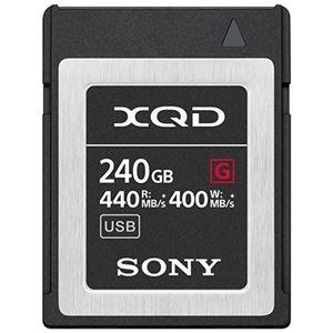その他 XQDメモリーカード Gシリーズ 240GB ds-2250038