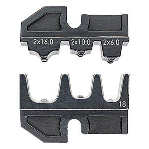 その他 KNIPEX(クニペックス) 9749-18 圧着ダイス (9743-200用) ds-2252228