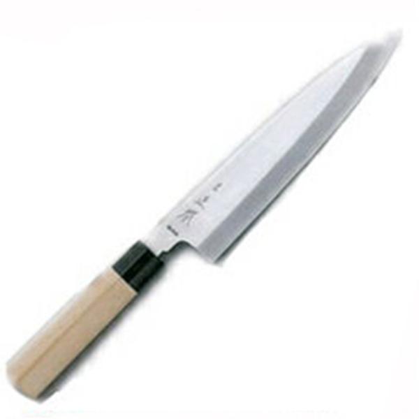 正本総本店 本霞玉白鋼卸出刃庖刀225mm KS2322【納期目安:2週間】