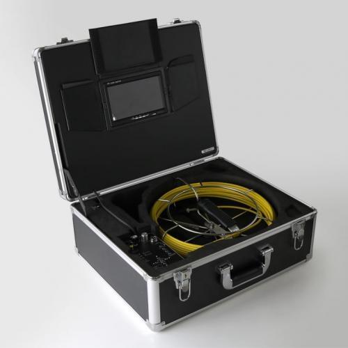 スリーアールソリューション Φ6mm 30mロングケーブル 管内検査カメラ 3R-FXS07-30M6