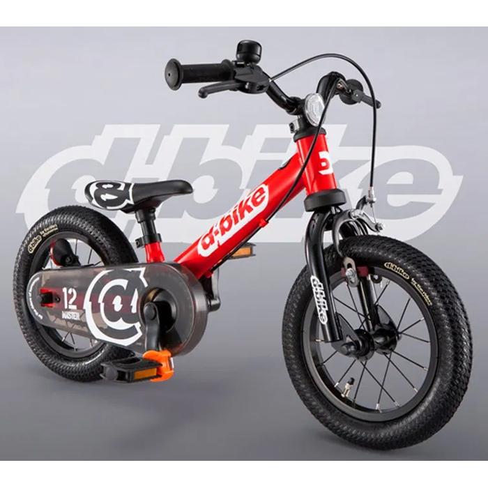 アイデス D-Bike マスター 12 EZB レッド OTM-50453【納期目安:1週間】