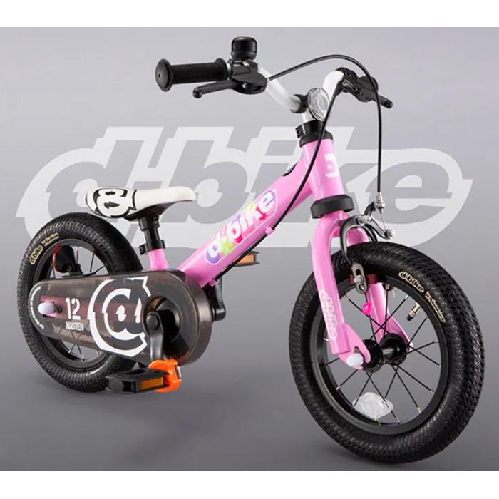 アイデス D-Bike マスター 12 EZB ベイビーピンク OTM-50455【納期目安:05/中旬入荷予定】