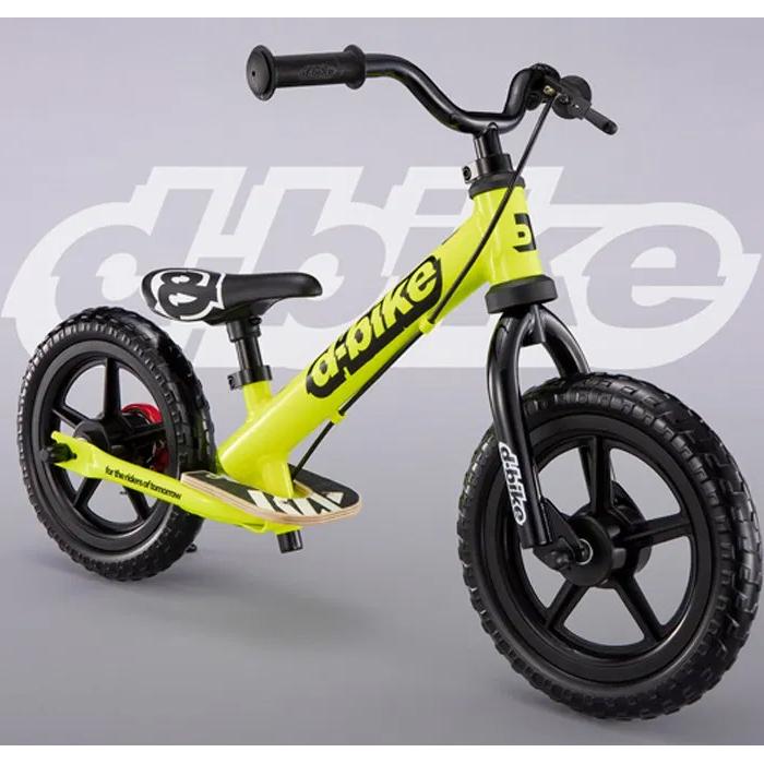 アイデス D-Bike KIX AL ネオンイエロー OTM-50458【納期目安:1週間】