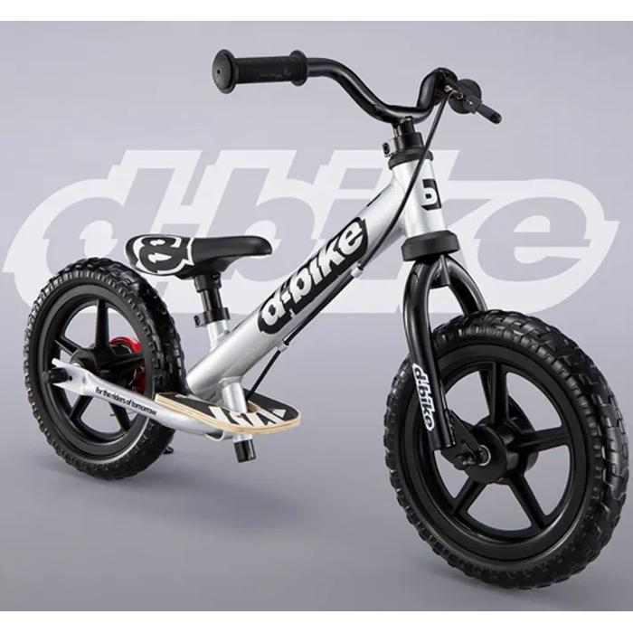 アイデス D-Bike KIX AL アルシルバー OTM-50461【納期目安:1週間】
