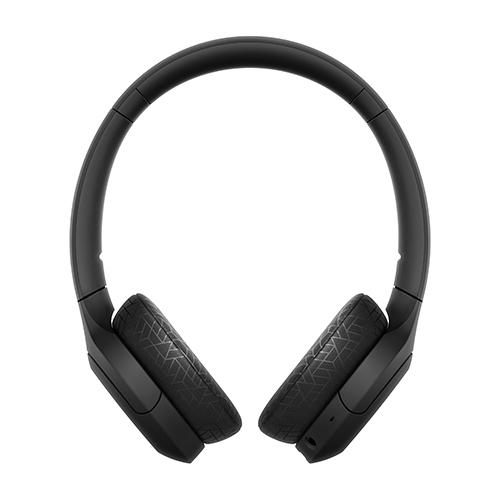ソニー ハイレゾワイヤレス、Bluetooth対応ヘッドホン ブラック WH-H810-B