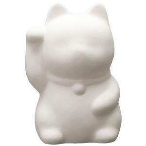 その他 (まとめ)お絵かき貯金箱 招き猫(右手上げ)【×30セット】 ds-2260012