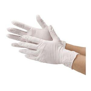 その他 ニトリル使い切り手袋 #2060 ホワイト M 10箱 ds-2260926