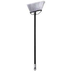 その他 (まとめ)ka:z clean 床用ほうき ショート ブラックBK 【60個セット】 ds-2258326