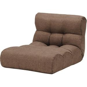 その他 ソファ座椅子 ピグレットJrロング CB(コーヒーブラウン) ds-2251928