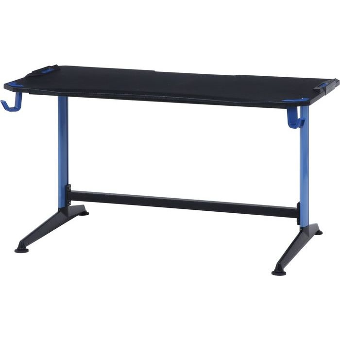 不二貿易 GAMING DESK XeNO(ゼノ)ハード01 BLUE AA-1801 FJ-38134