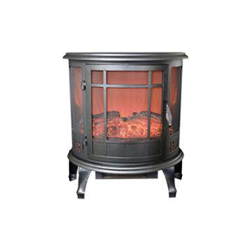 エスケイジャパン リアルな炎のゆらめき 暖炉型温風ヒーター SKJ-CX1200DX