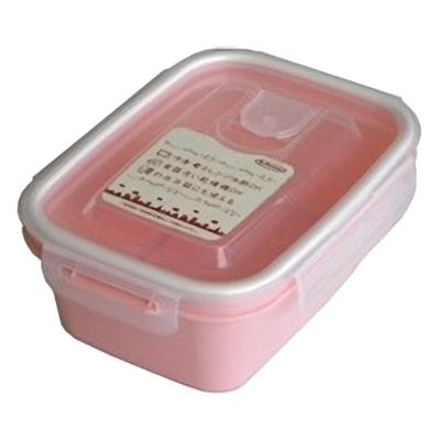 岩崎工業 保存容器 スマートフラップ&ロックス 660ml(M) 1P ピンク 90個セット【沖縄・離島配達不可】 4901126316159-90