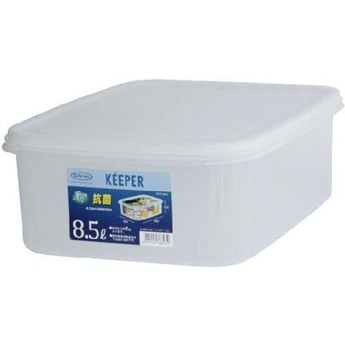岩崎工業 保存容器 キーパー ジャンボケースL B-884AG 15個セット【沖縄・離島配達不可】 4901126388439-15