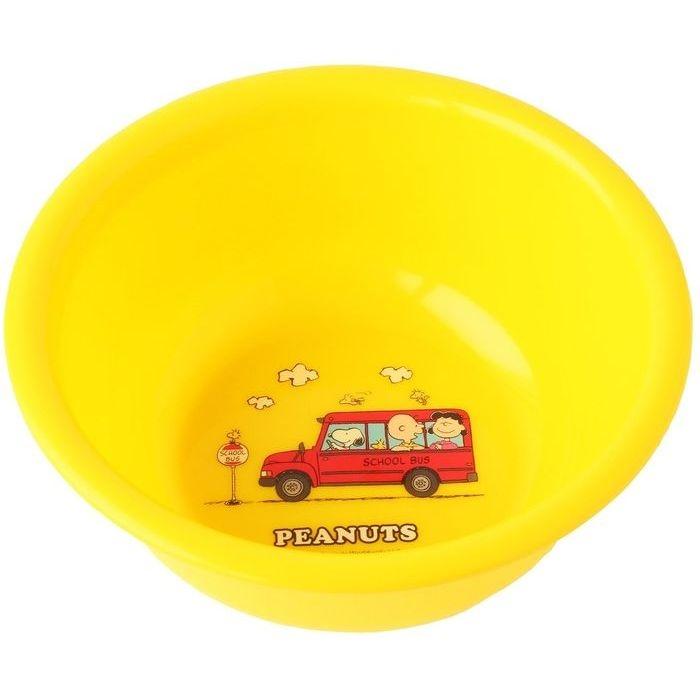 レック 湯桶 こども用 スヌーピー BB-454 ( 風呂桶 洗面器 ) 36個セット【沖縄・離島配達不可】 4903320125407-36