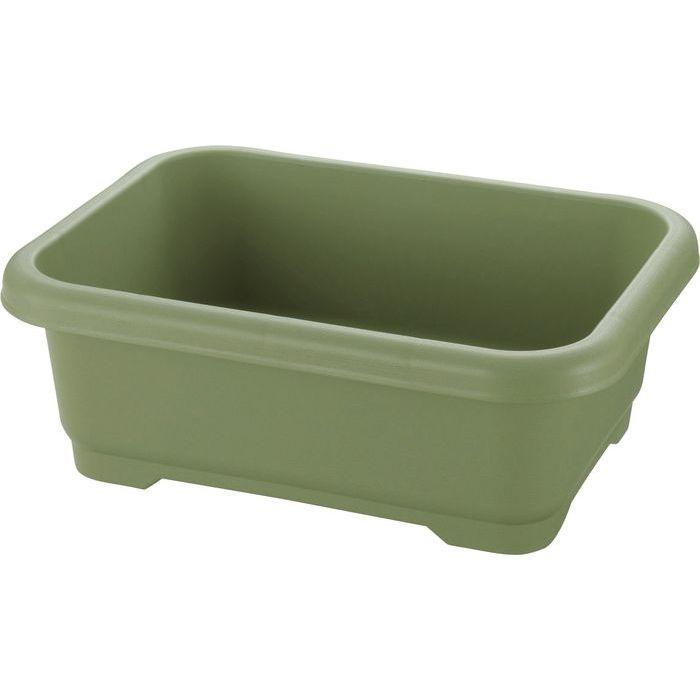 定価の67%OFF 送料無料 リッチェル 24個セット 緑のやさいプランター40型 グリーン 正規品送料無料 離島配達不可 沖縄 4973655851838-24