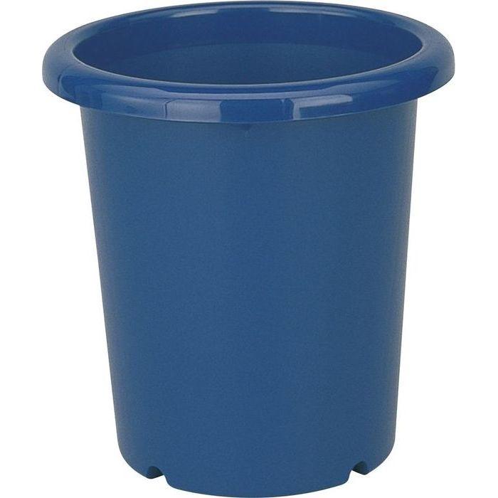 リッチェル 植木鉢 長鉢 10号 ブルー 20個セット【沖縄・離島配達不可】 4973895715020-20