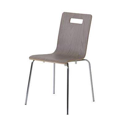 東谷(あづまや) 【お買い得! 4脚セット】ヴァーゴ チェア 飲食店用椅子 スタッキングチェア ミーティングチェア A2-301LBW