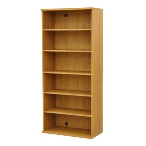 その他 カラーボックス(収納棚/カスタマイズ家具) 6段 幅78.9×高さ177.9cm セレクト1880BR ブラウン【代引不可】 ds-2262353