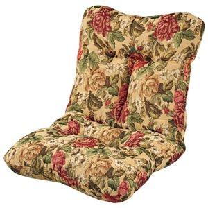その他 ボリュームたっぷり 座椅子/パーソナルチェア 【1脚 ゴブラン】 5段階リクライニング 日本製 ds-2263414