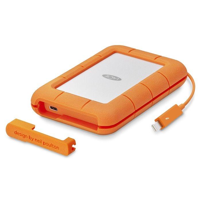 エレコム Rugged Thunderbolt USB-C SSD/500GB STFS500400