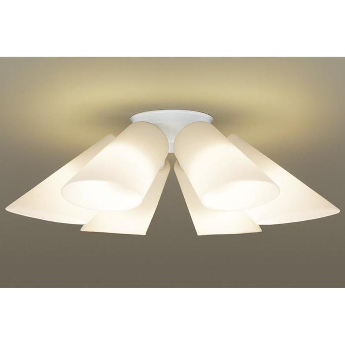 パナソニック LED電球13WX6シャンデリア電球色 LGB57681K