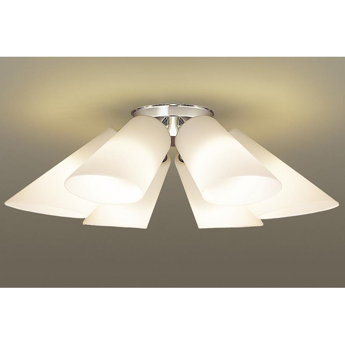 パナソニック LED電球13WX6シャンデリア電球色 LGB57682K