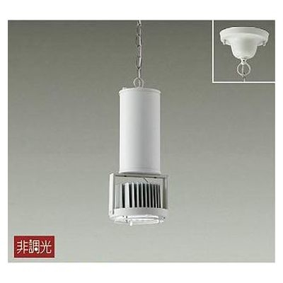 DAIKO LEDペンダント 104W 白色(4000K) LZ8 (カバー別売) LZP-60832NW