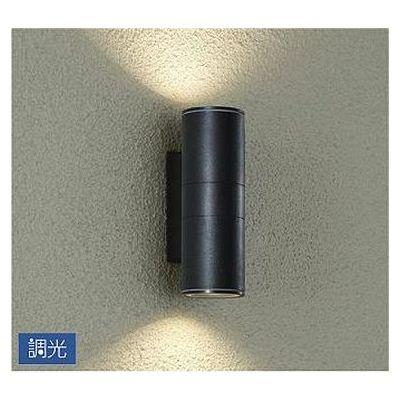 DAIKO LED屋外ブラケット DECO-S50/S50C (E11) ランプ別 LZW-92356XB