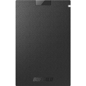 その他 バッファロー USB3.1(Gen.1)対応 ポータブルSSD 1.9TB ブラック ds-2269673