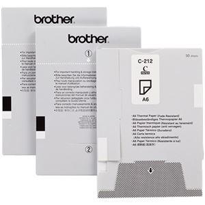 その他 ブラザー工業 MPrint用ペーパーカセット高保存性感熱紙 C-212 ds-2269734