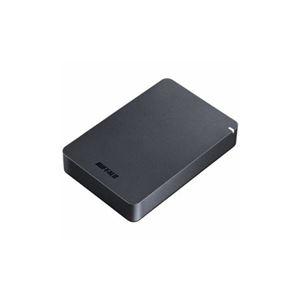 その他 BUFFALO ポータブルHDD ブラック 4TB HD-PGF4.0U3-GBKA ds-2268302