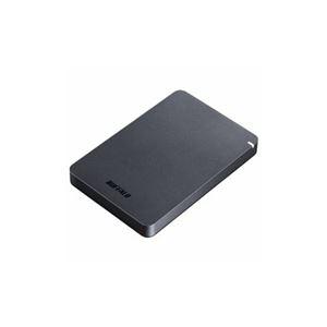 その他 BUFFALO ポータブルHDD ブラック 1TB HD-PGF1.0U3-BKA ds-2268321